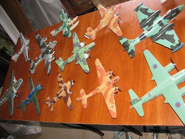 Модели самолетов-бомбардировщиков