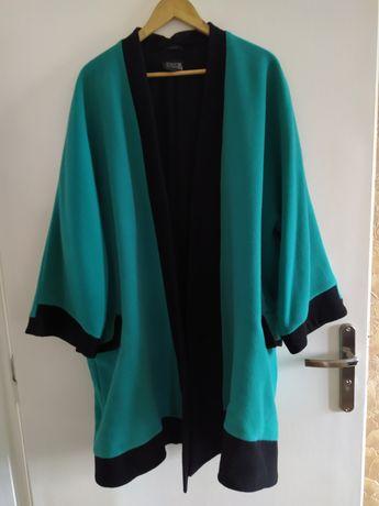 Versace płaszcz narzuta