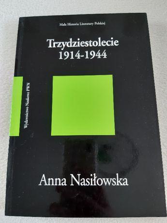 Trzydziestolecie 1914 Anna Nasiłowska