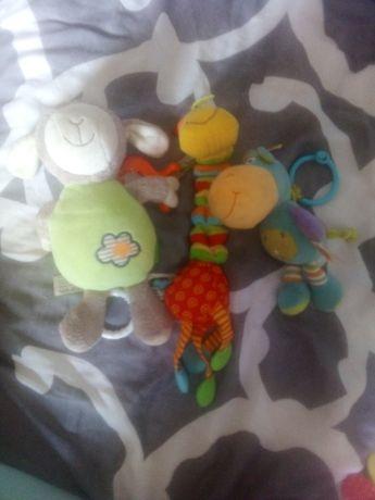 Zabawki wibrujące i grające