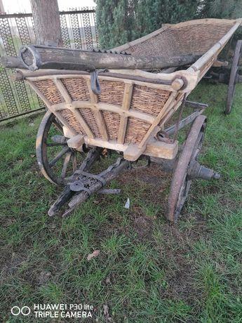 Wóz konny zabytkowy