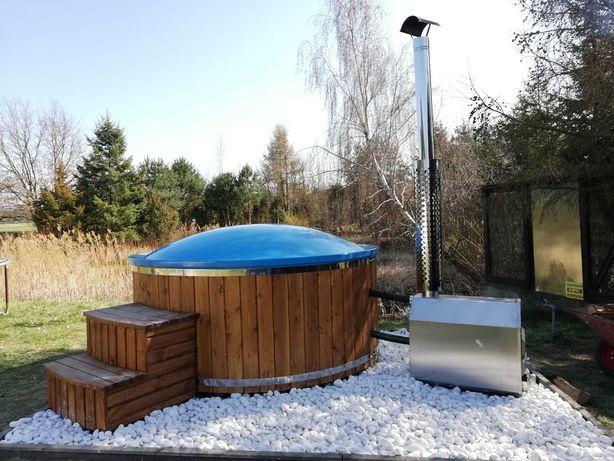 Gorąca beczka, jacuzzi, hot tub, balia ogrodowa!