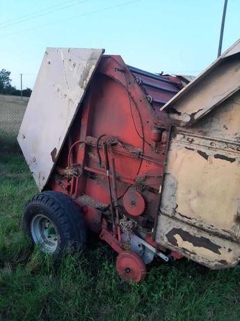 Prasa rolnicza/ Maszyna