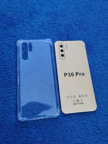 Capa transparente Huawei P30 Pro
