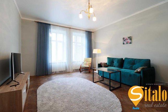 Оренда 3 кімнатної квартири в центрі, вулиця Тиха ( гот.Шопен), Львів