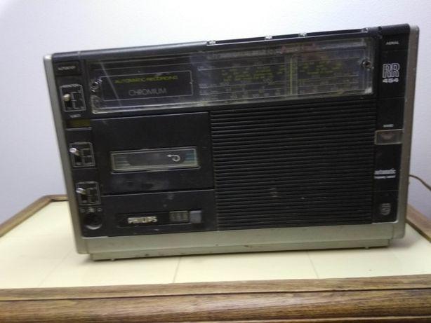 Radiomagnetofon PHILIPS rr 454
