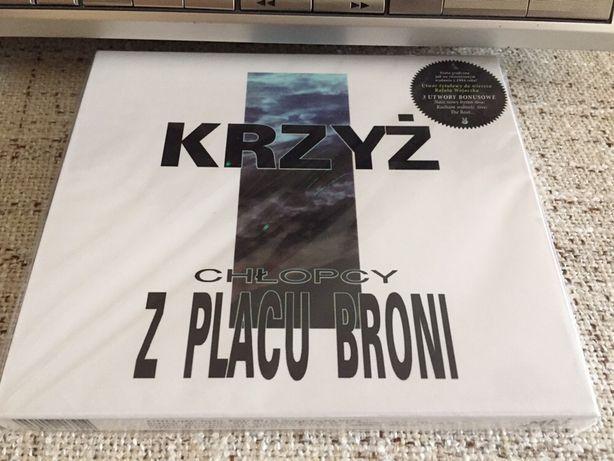 Płyta cd Chłopcy z Placu Broni - Krzyż / nowa /