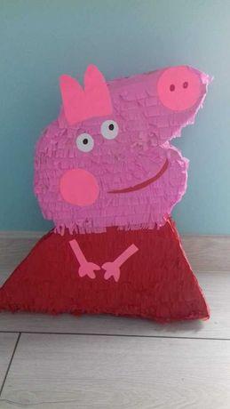 Piniata urodzinowa Pig świnka