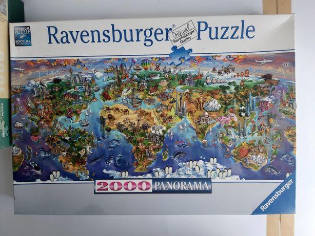 Puzzle Ravensburger 2000