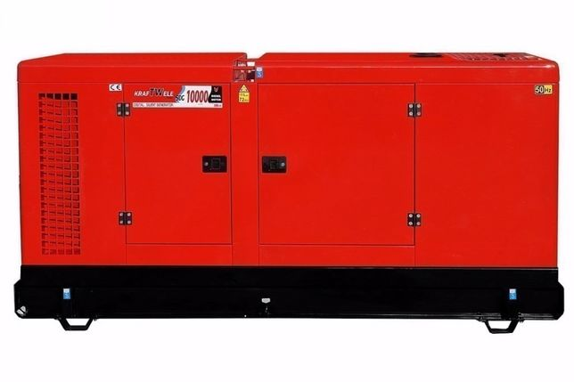 Дизельний генератор 100кВa/ 3-фаз KRAFTWELE GERMANY- Доставка