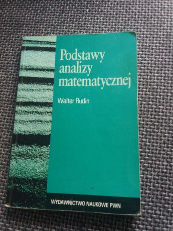 Podstawy analizy matematycznej W.Rudin