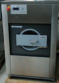 Máquina de lavar roupa industrial 20kg lares e hospitais self service