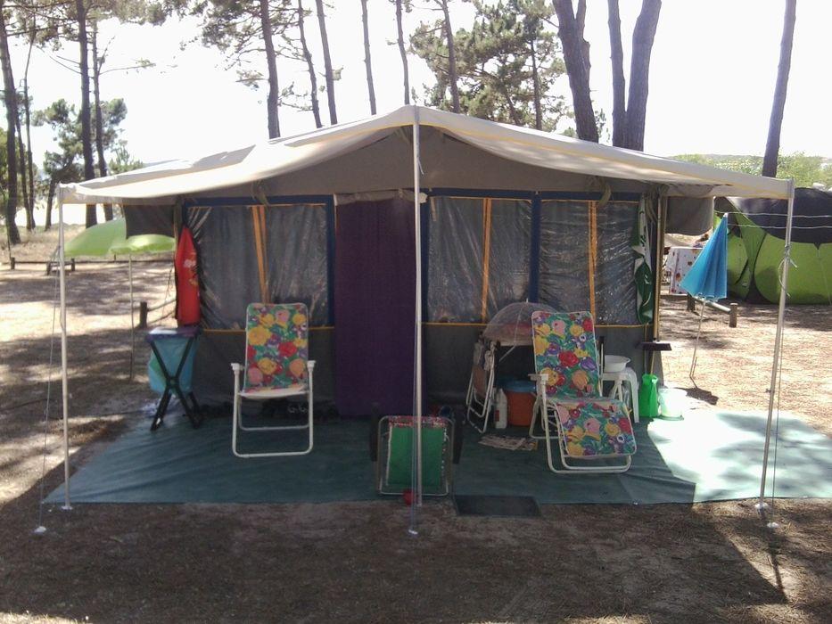 Vendo atrelado tenda São Domingos de Rana - imagem 1