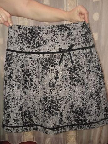 Продам юбку плисеровку