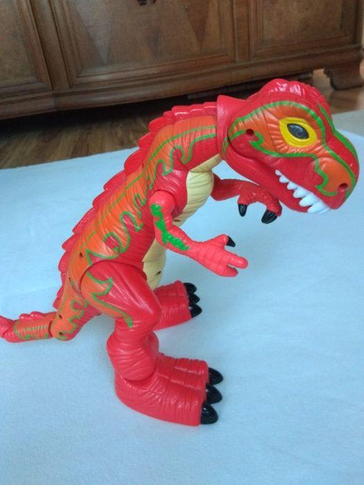 Interaktywny dinozaur Fisher Price Sztutowo - image 1