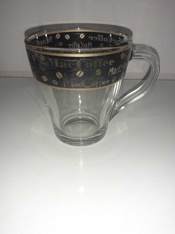 Кружка прозора для кави