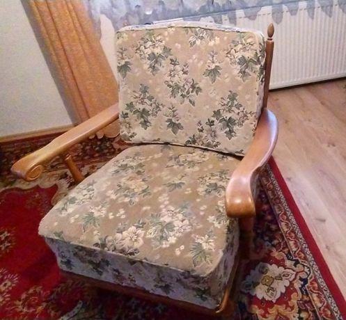 Niemieckie Fotele 2 sztuki