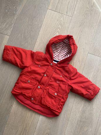 Куртка Chicco 9-12 м в состоянии новой