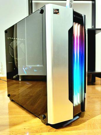 Desktop Gaming Ryzen 5/ 8Gb/ GTX 1660 Super/ 256Gb SSD