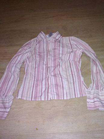 Koszula w paseczki vintage