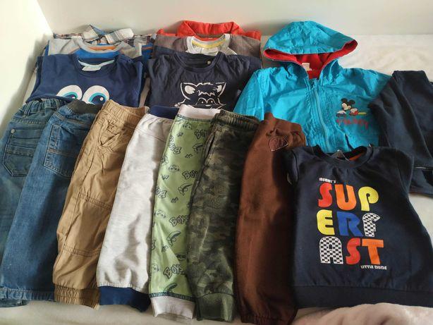 Paczka, paka kurtka, bluza, bluzka, koszulka, spodnie
