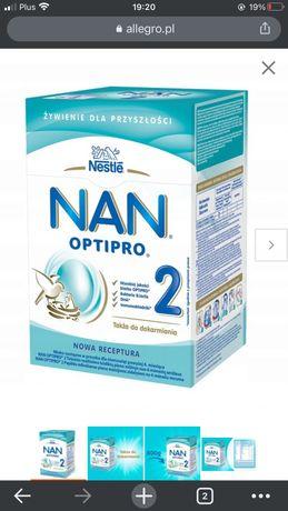 Mleko NAN optipro 2 1200gram