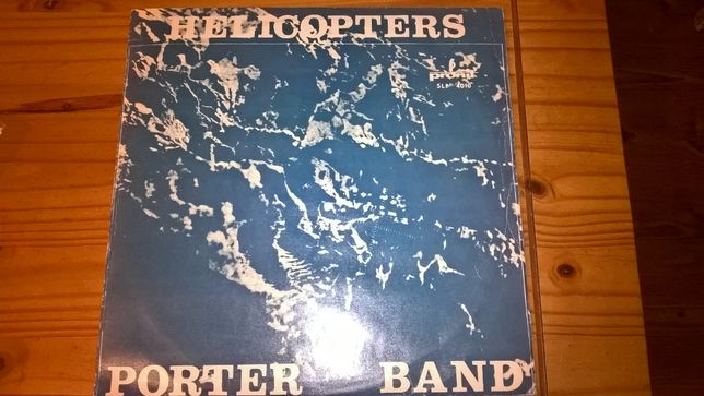 Helicopters - Porter Band PRONIT LP Winyl
