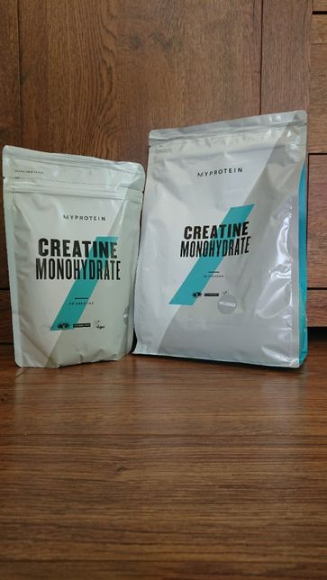 Креатин Myprotein Creatine 1 кг (без смаку)