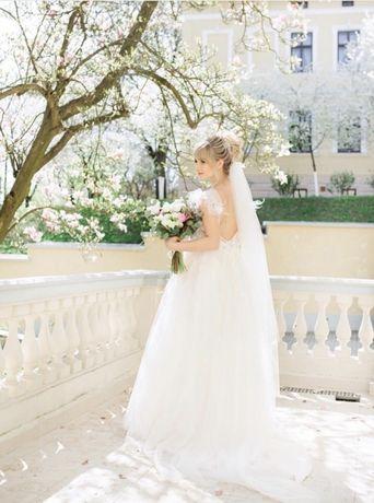 Плаття весільне Milla Nova ,OKSANA MUKHA