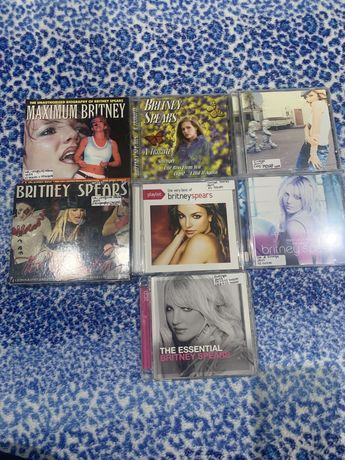 Britney spears diversos cds