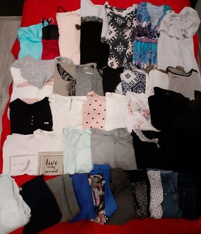 Duża paka ubrań 40szt+gratisy