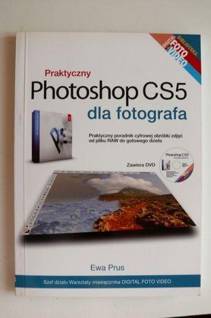 Photoshop CS5 dla fotografa, poradnik, płyta DVD + trial, instrukcje