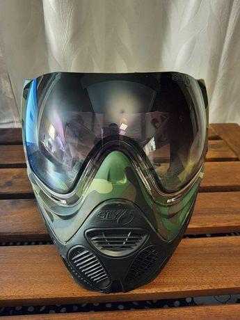 Mascara Sly Profit camuflagem Woodland paintball/Airsoft