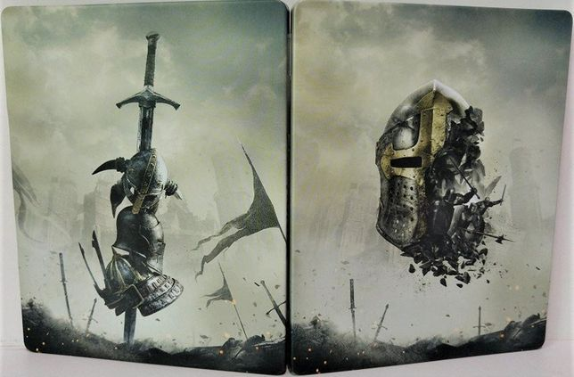 For Honor - PS4 Xbox ONE - SteelBook - Edycja KNIGHT - UNIKAT !!