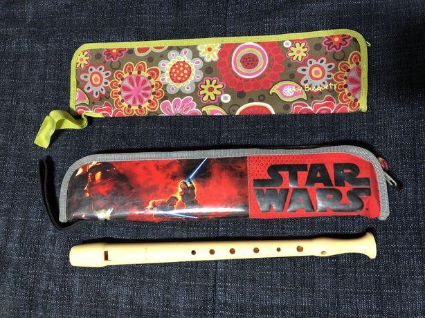 Flauta Hohner com capa