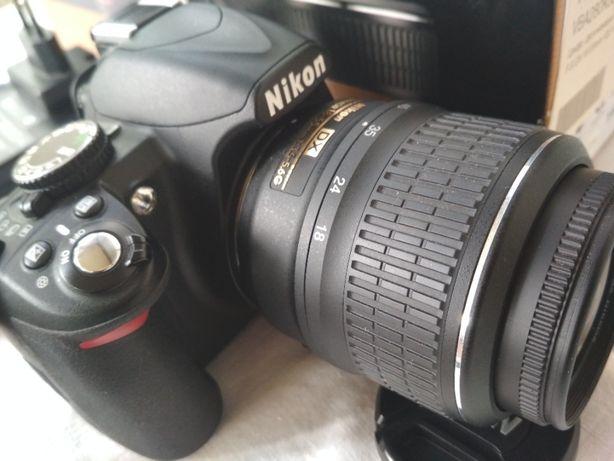 Фотоапарт Nikon D 3100+