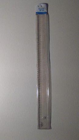 Duas réguas 50cm