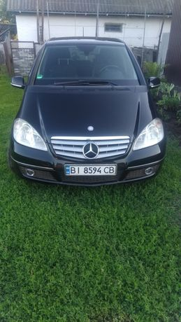Mercedes-Benz A-150 (W169)
