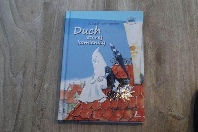 Książka, Onichimowska, Duch starej kamienicy