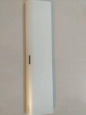 Tampa exterior e filtro ar condicionado inverter Samsung.