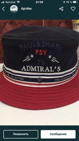 Paul Shark панама бейсболка, кепка. Gucci. Brioni