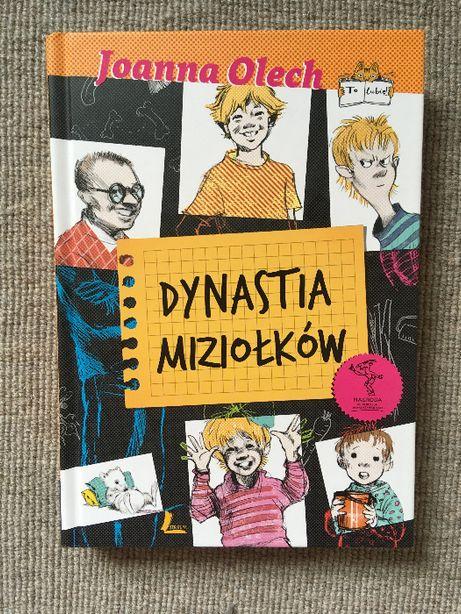 Klasyka literatury Dynastia Miziołków Joanna Olech