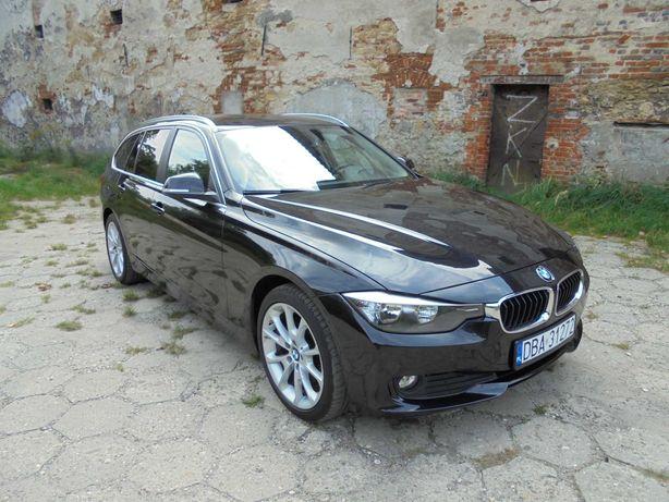 BMW 3 F31 KOMBI 318D 143 KM 128 tys. km 2015 rok SUPER STAN