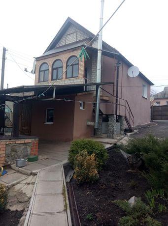 продам  2 этажный дом в новой водолаге 40 км от харькова
