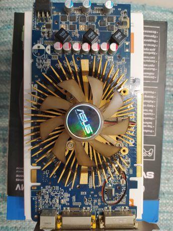Видеокарта Asus geForce 9600 GT 512