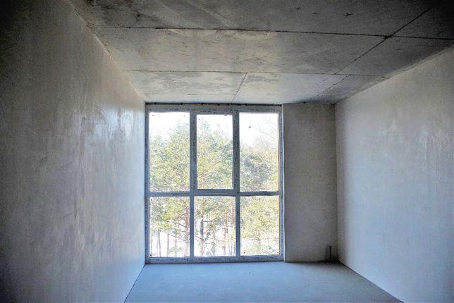 Продается 1 квартира. Кухня-студия, панорамные окна. 8 этажный дом Лес