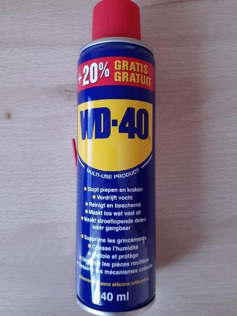 Смазка универсальная WD-40 240 мл