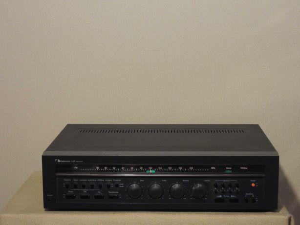 Уникальный японский HI-FI ресивер 70-х NAKAMICHI 530 (2х80Вт/12кг)