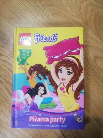 Książka LEGO FREANDS, Piżama party