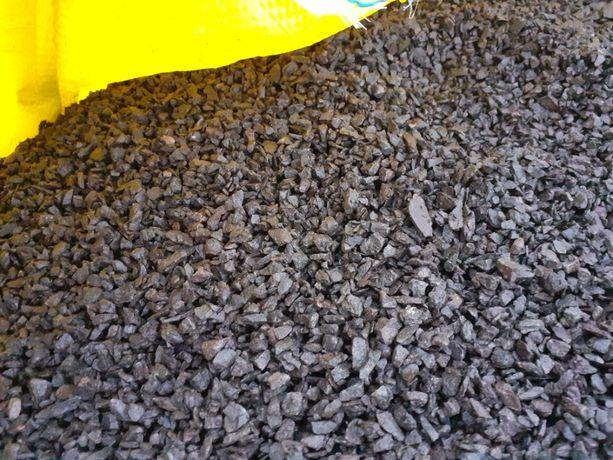 Grys wysiewka pod kostkę brukową podsypka kruszywo bazalt Transport